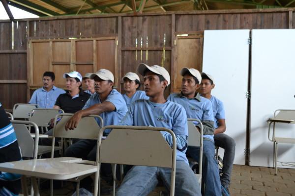 Estudiantes de Citalapa (enero 2015)