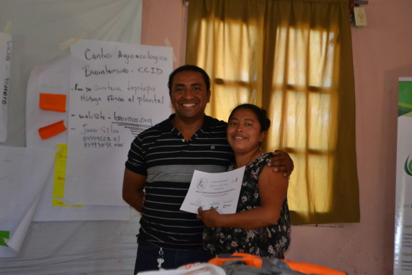 Taller Ometepe - certificado